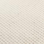 waffle fabric background
